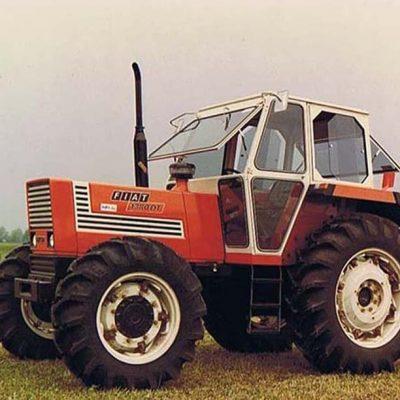 Omga cabine per trattori - cabina per Fiat 1180