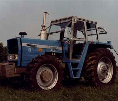 Omga cabine per trattori - cabina per Landini 12500-14500