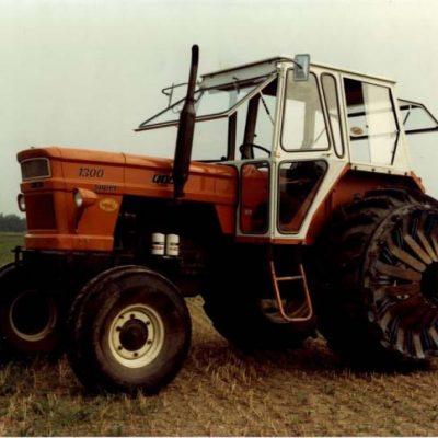 Omga cabine per trattori - cabina per Fiat 1300 Super