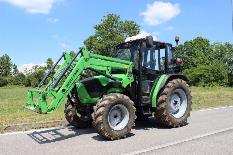 Omga cabine per trattori - cabina per Deutz-Fahr Agrolux 310-320-410