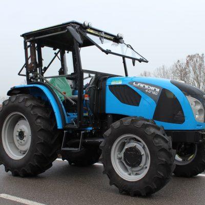 Omga cabine per trattori - cabina per Landini 4 D