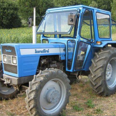 Omga cabine per trattori - cabina per Landini 5500 6500