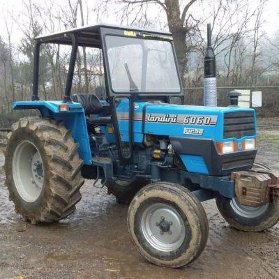 Omga cabine per trattori - cabina per Landini 6060