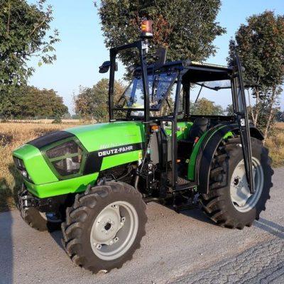 Omga cabine per trattori - cabina per Deutz-Fahr Agroplus Keyline 80.4