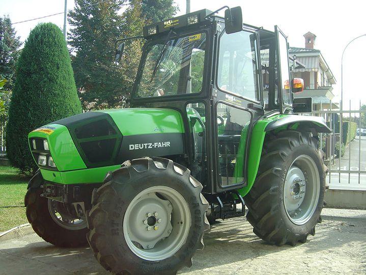 Omga cabine per trattori - cabina per Deutz-Fahr Agrolux60-65-70-75