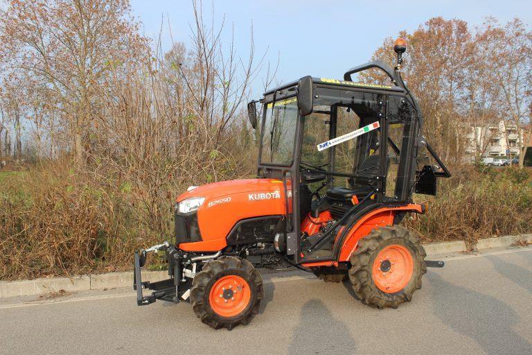 Omga cabine per trattori - cabina per Kubota 2650