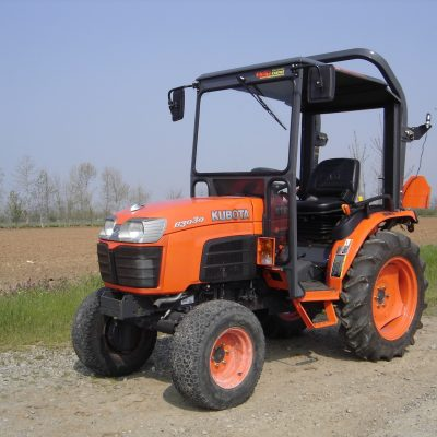 Omga cabine per trattori - cabina per Kubota 3030