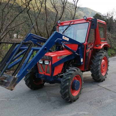 Omga cabine per trattori - cabina per Same Centauro