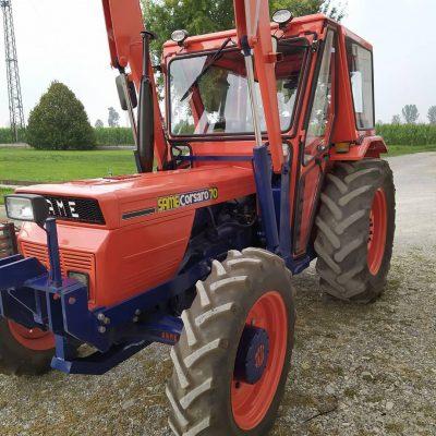 Omga cabine per trattori - cabina per Same Corsaro