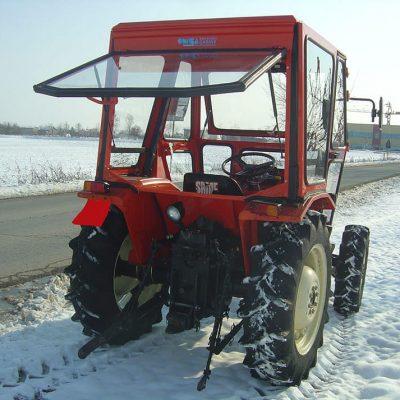Omga cabine per trattori - cabina per Same - Delfino 1