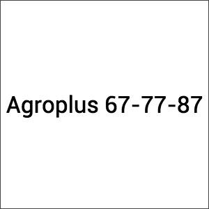 Deutz Fahr Agroplus 67 77 87