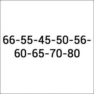 Fiat 66 55 45 50 56 60 65 70 80