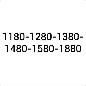 Fiat 1180 1280 1380 1480 1580 1880