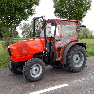 Omga cabine per trattori - cabina per Same Frutteto Natural 80.4