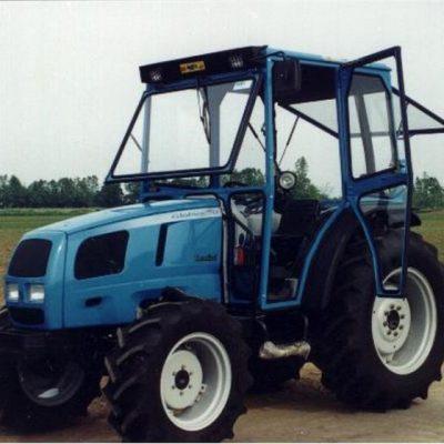 Omga cabine per trattori - cabina per Landini Globus