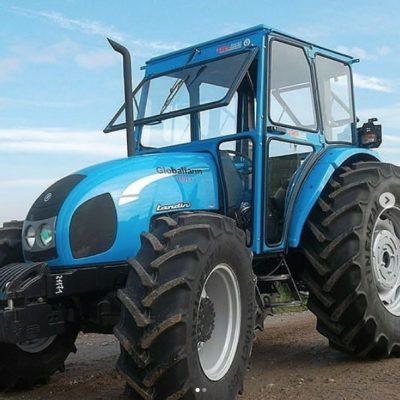 Omga cabine per trattori - cabina per Landini Globalfarm