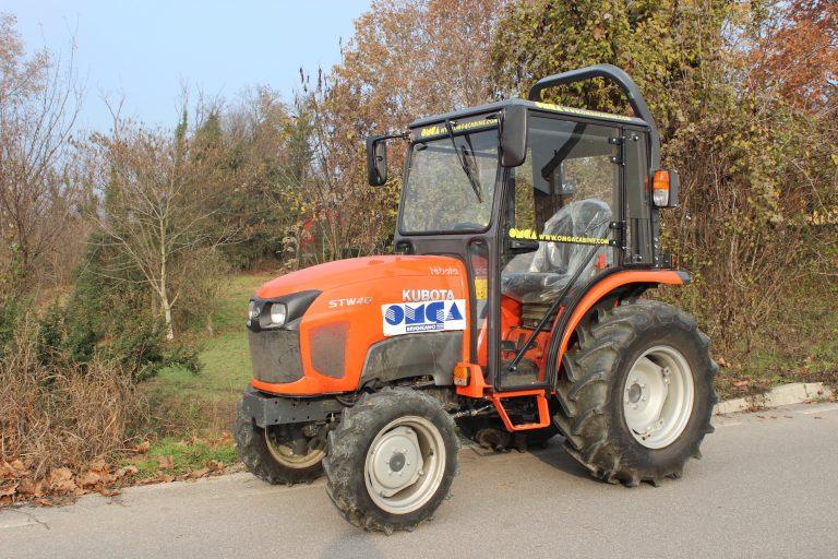 Omga cabine per trattori - cabina per Kubota STW 40
