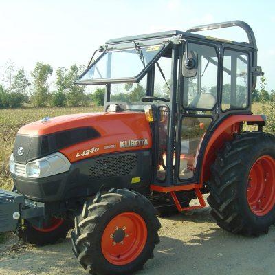 Omga cabine per trattori - cabina per Kubota L 4240