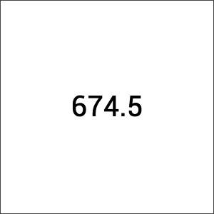Lamborghini 674.5