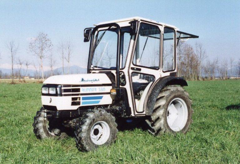 Omga cabine per trattori - cabina per Lamborghini Runner