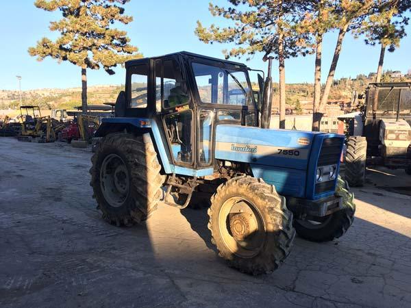 Omga cabine per trattori - cabina per Landini 6550