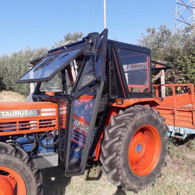 Omga cabine per trattori - cabina per Same - Minitaurus