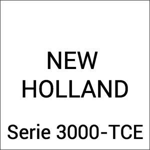 New Holland Serie 3000 TCE