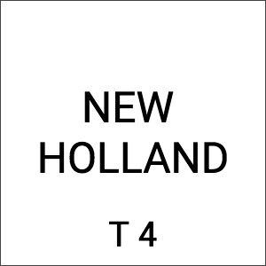 New Holland T 4