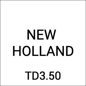 New Holland TD3.50