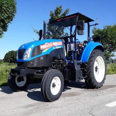 Omga cabine per trattori - cabina per New Holland T5