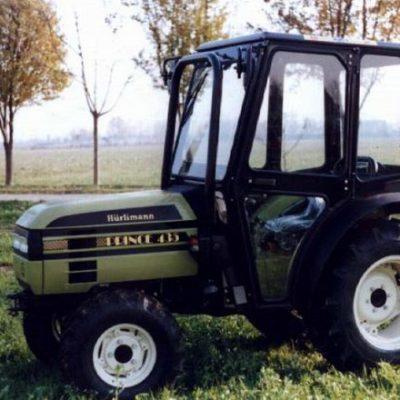 Omga cabine per trattori - cabina per Hurlimann Prince 1 serie
