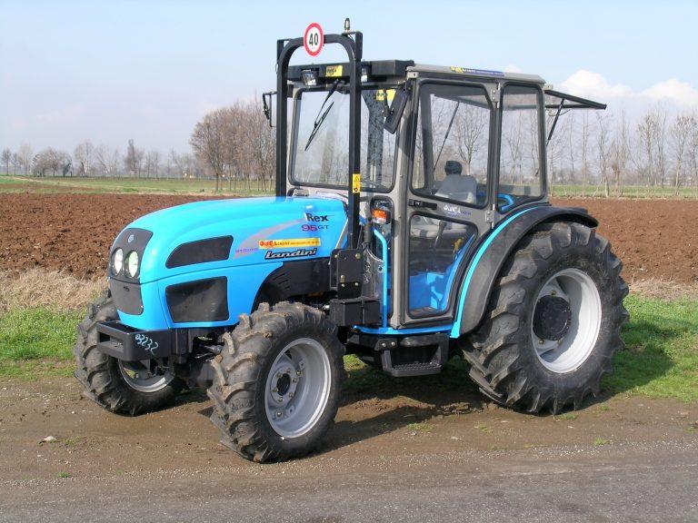 Omga cabine per trattori - cabina per Landini REX F - GE