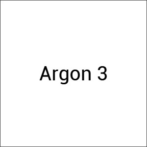 Same Argon 3