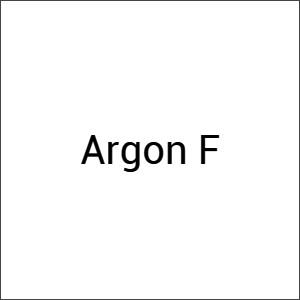 Same Argon F