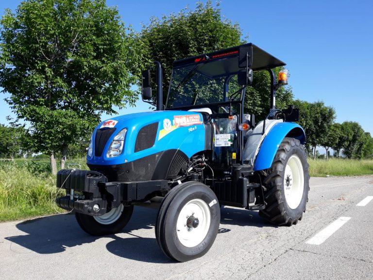 Omga cabine per trattori - cabina per New Holland T4