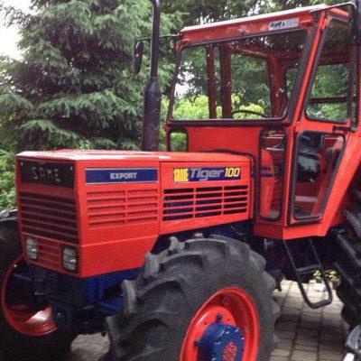 Omga cabine per trattori - cabina per Same Tiger Six