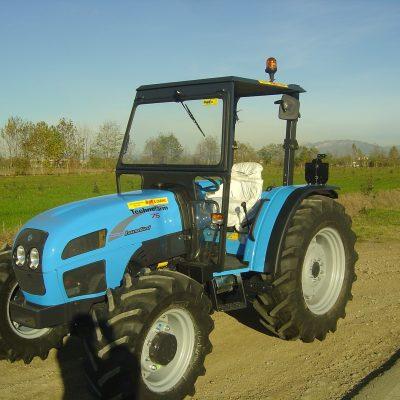 Omga cabine per trattori - cabina per Landini Landini Technofarm