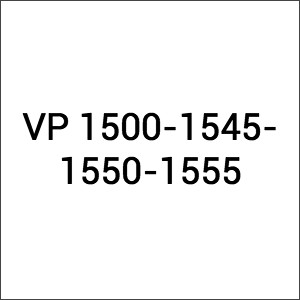 Valpadana VP 1500 1545 1550 1555