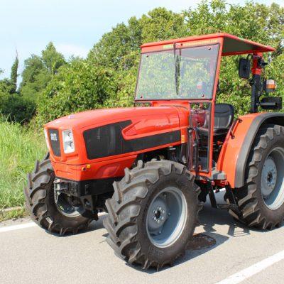 Omga cabine per trattori - cabina per Same Argon 70 80 90 100