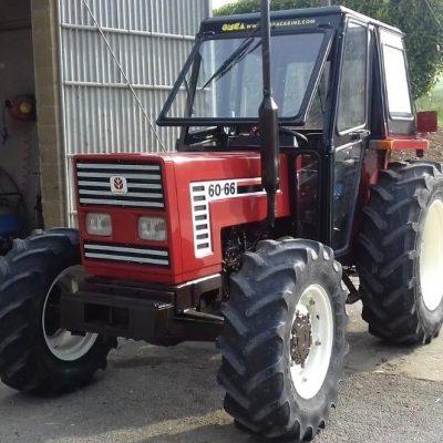 Omga cabine per trattori - cabina per Fiat 60 66