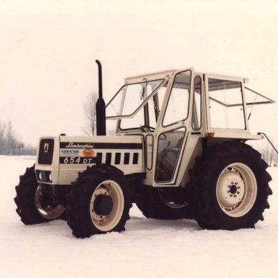 Omga cabine per trattori - cabina per Lamborghini 654