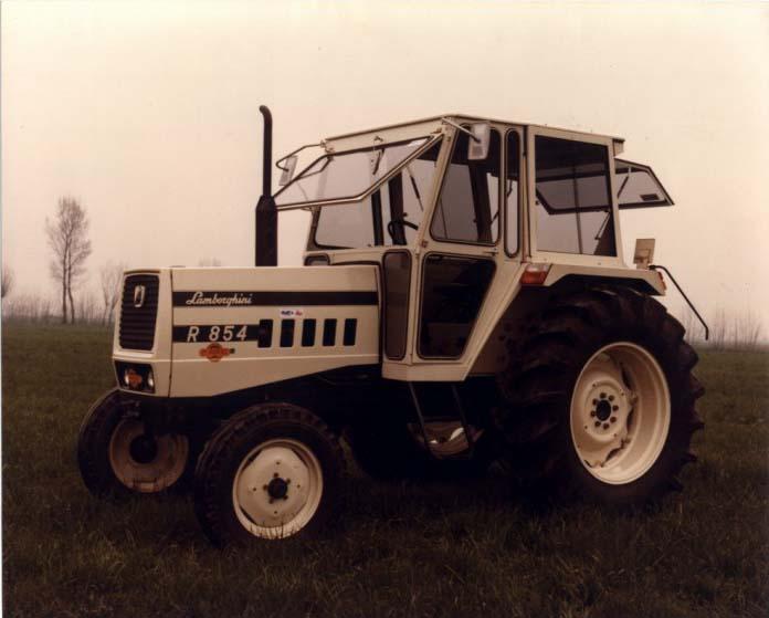 Omga cabine per trattori - cabina per Lamborghini 854