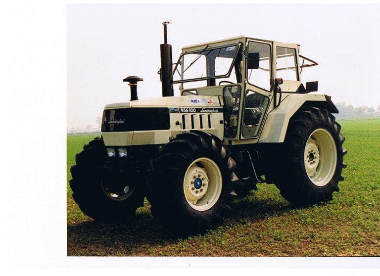 Omga cabine per trattori - cabina per Lamborghini 956