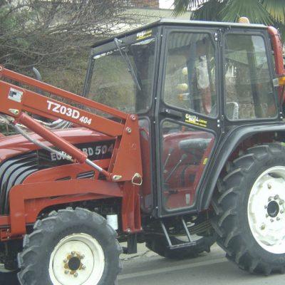 Omga cabine per trattori - cabina per Foton 504