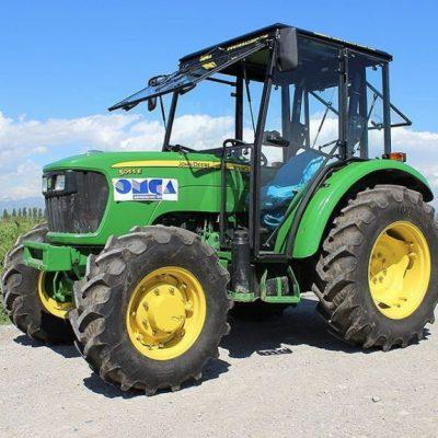 Omga cabine per trattori - cabina per John Deere Serie E