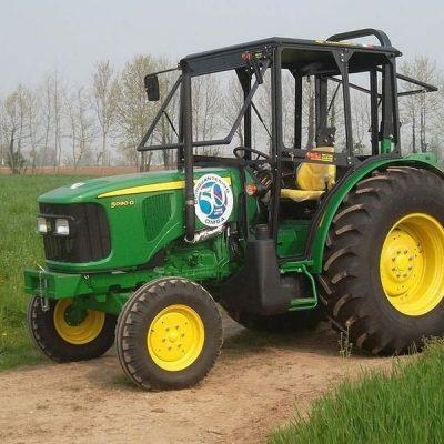 Omga cabine per trattori - cabina per John Deere Serie G-1