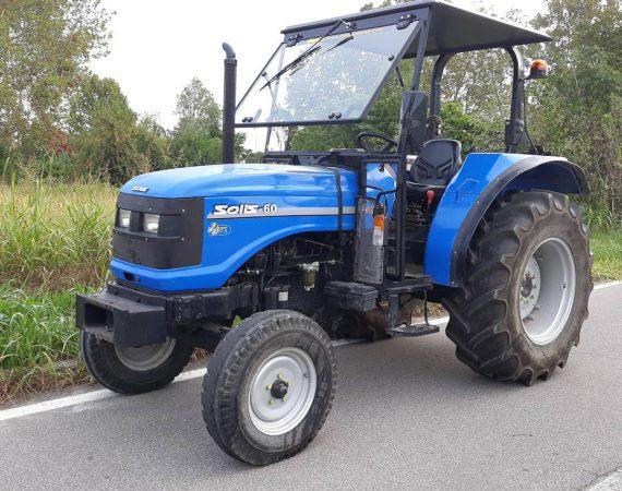 Omga cabine per trattori - cabina per Solis 60