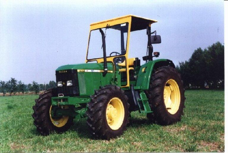 Omga cabine per trattori - cabina per John Deere Serie 6205