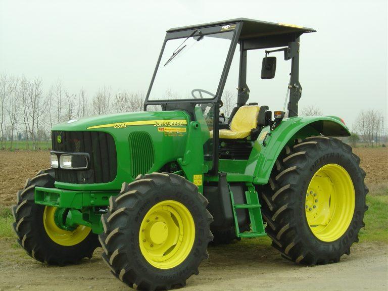Omga cabine per trattori - cabina per John Deere Serie 6320