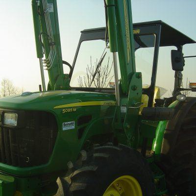Omga cabine per trattori - cabina per John Deere Serie M